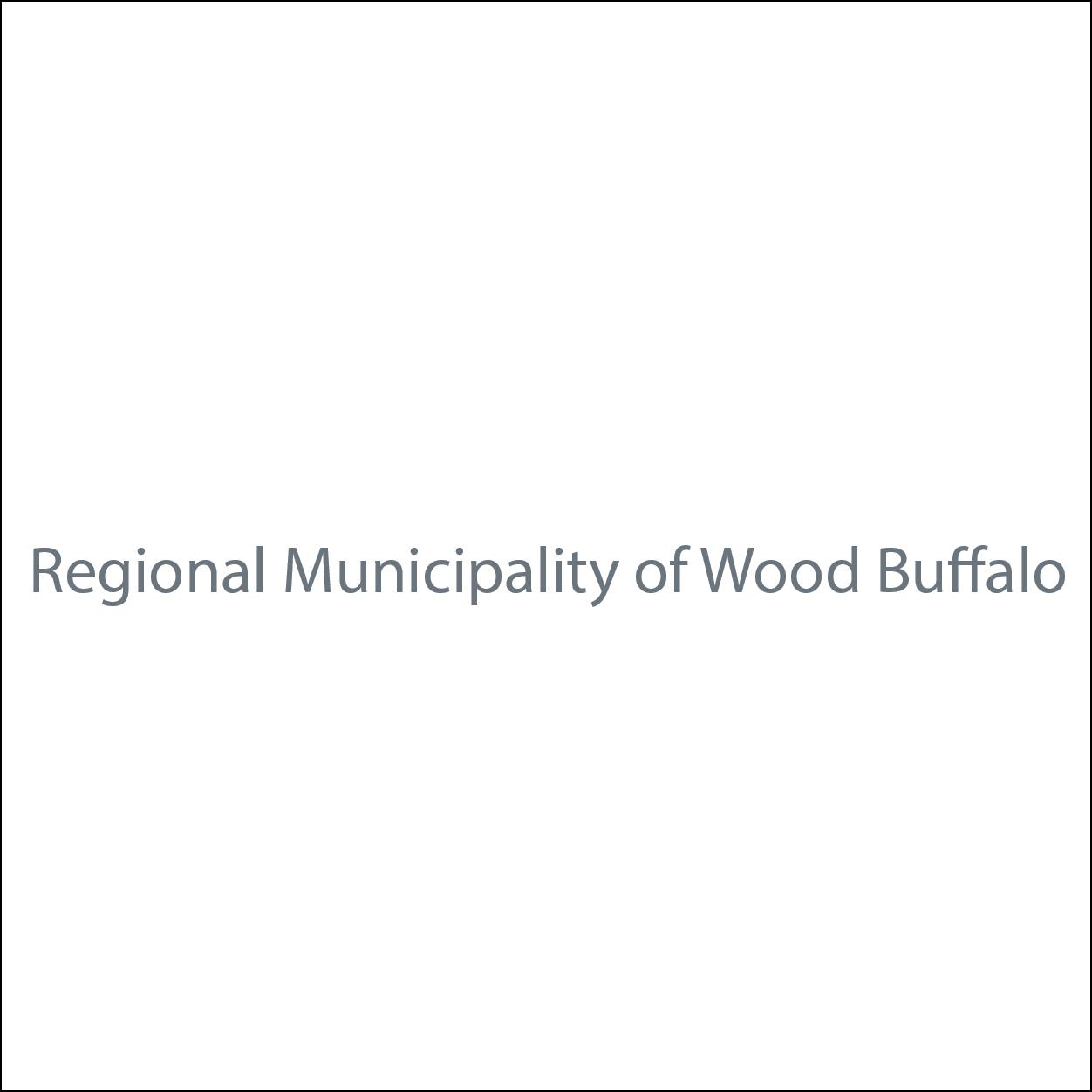 Municipality of Wood Buffalo